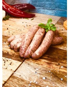Famous Thin Beef BBQ Sausages