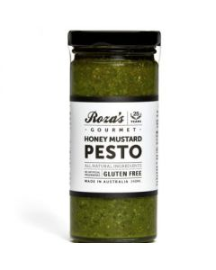 Honey Mustard Pesto
