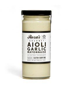 Aioli Garlic Mayo