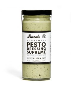 Pesto Dressing Supreme